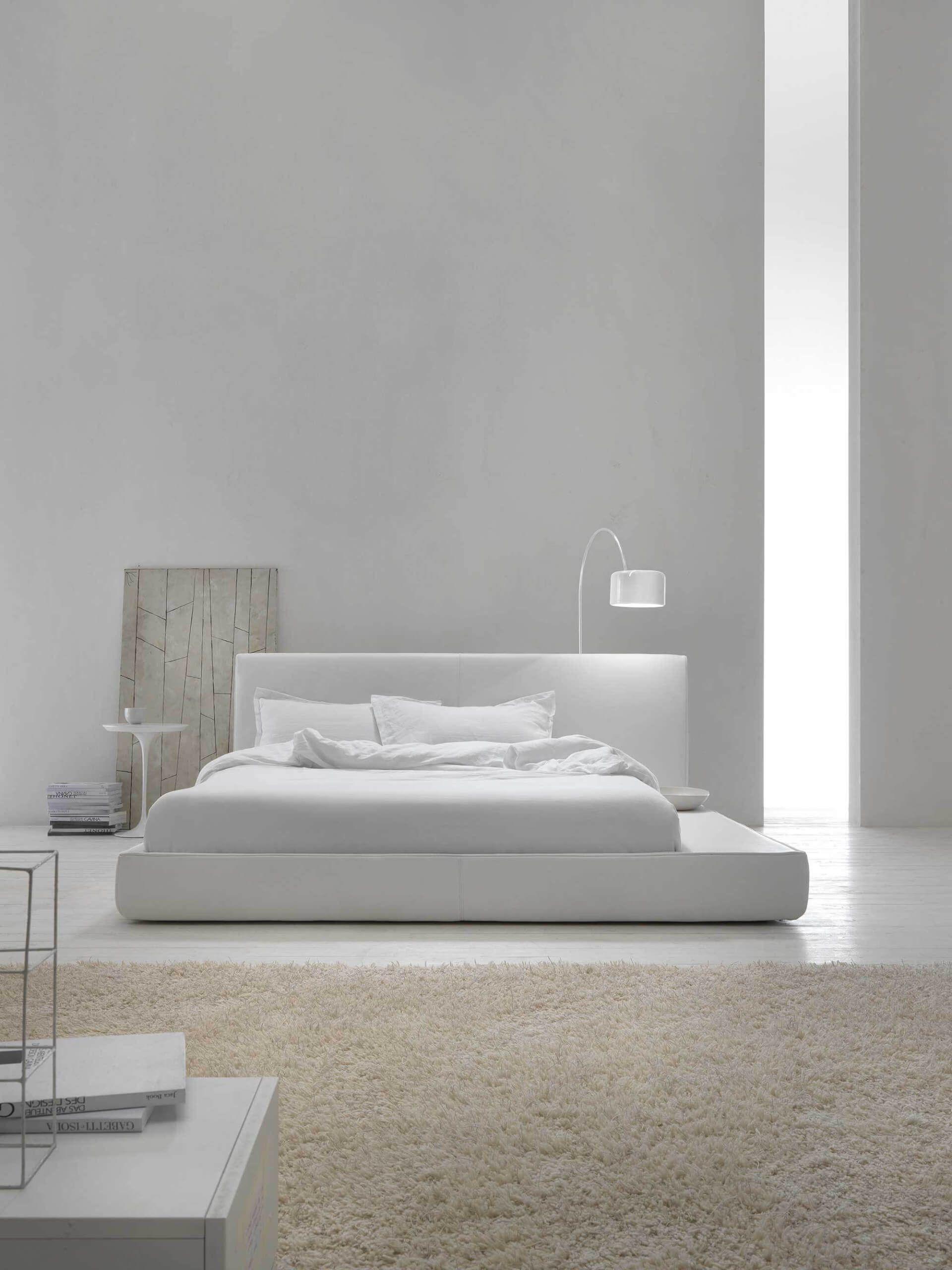 Modern Interiors Inspired By Netflix S Black Mirror Series Modern Minimalist Bedroom Minimalist Bedroom Design Minimalism Interior Modern minimalist bedroom design