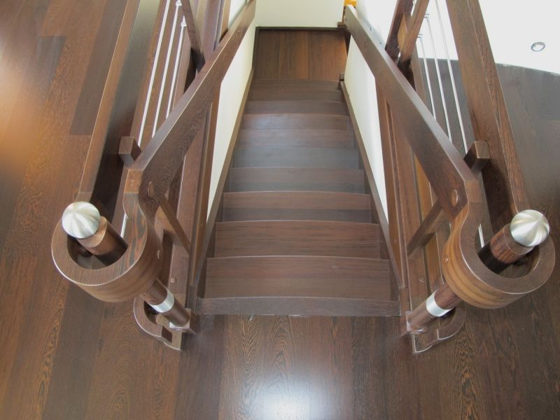 Treppen aus Holz - Holztreppen - Hersteller von Holztreppen - weko k chen eching