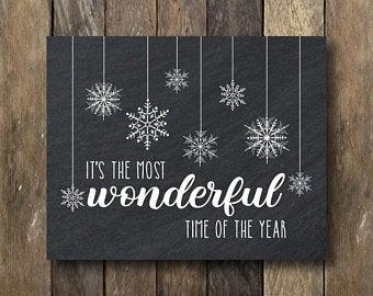 Christmas Printables | Etsy