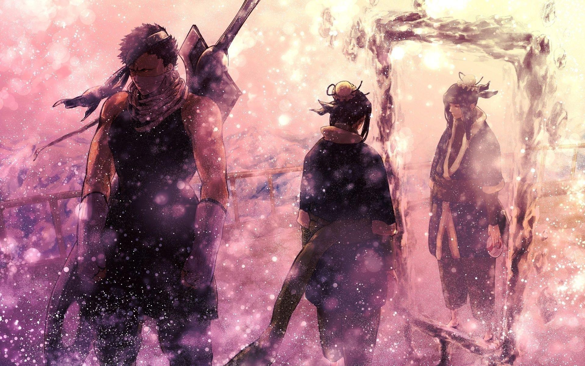 Zabuza And Haku Naruto Images Anime Naruto Naruto
