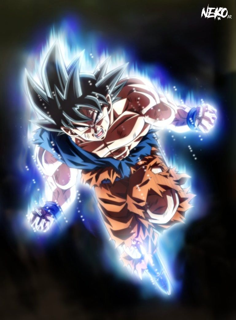 Goku Live Wallpaper Iphone Group (63+)