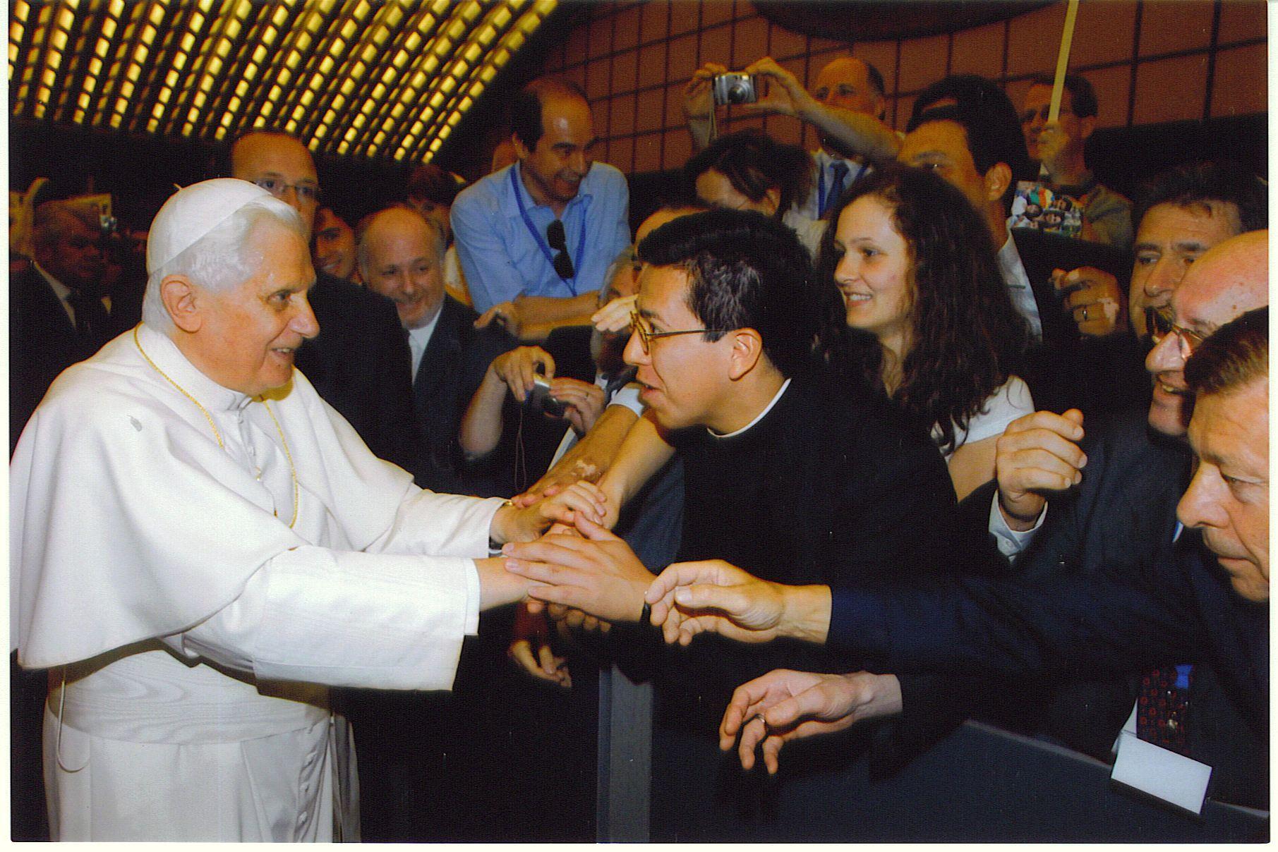 Recuerdos pontificios