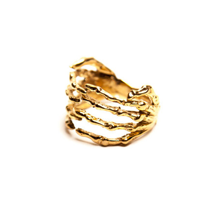 Prey Wedding Ring.We Who Prey Reaper Ring In Gold Products Rose Gold Plates Gold