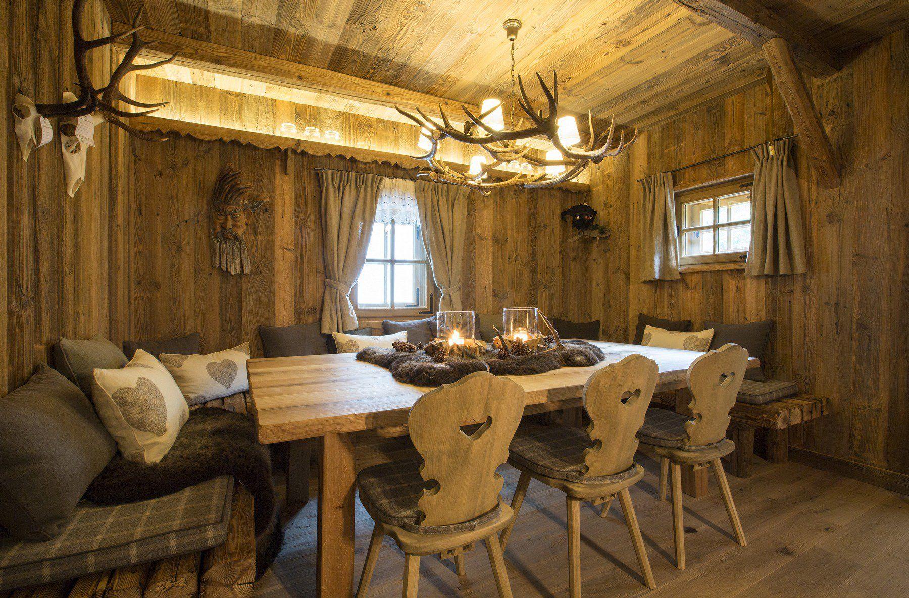 Jagdhaus, Tirol Home Interior Mils Tirol Haus