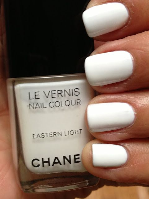 Chanel Eastern Light Reminds Me Of Using White Out For Nail Polish In High School