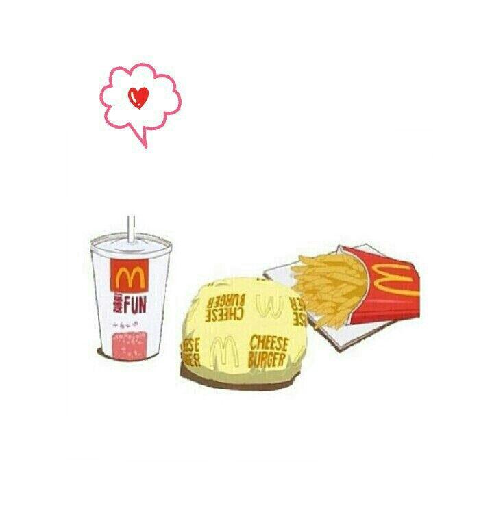McDonald\'s ♡ | GGG♡ en 2018 | Pinterest | Tumblr transparents ...