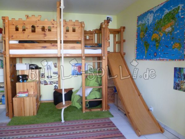 Etagenbett Gebraucht : Ritterburg hochbett gebraucht kinderzimmer