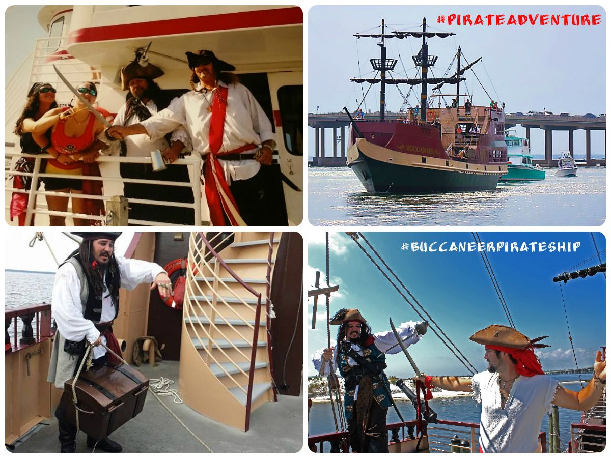 Memorymonday Buccaneerpiratecruise Destin Family Attractions Buccaneer Pirate Cruise Ship Fun Ideas Birthday Parties