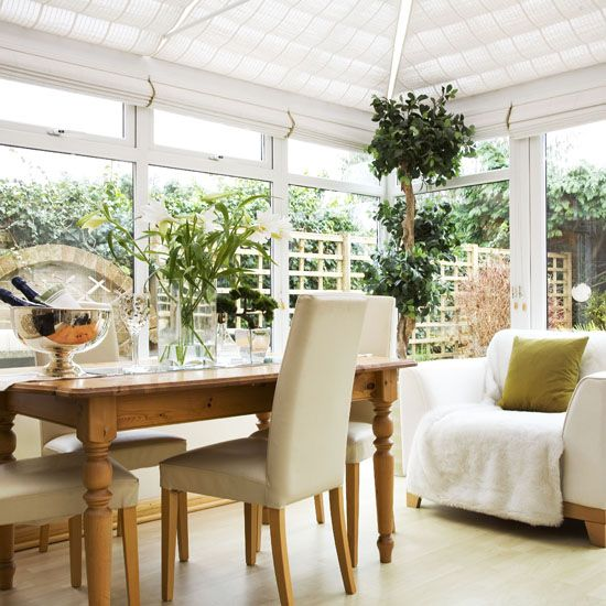 25 Stunning Home Interior Designs Ideas: Conservatory Dining Ideas - 10 Of The Best