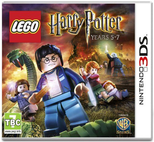 Lego Harry Potter Years 5 7 Nintendo 3ds Buy Online Today At Popularkidstoy Co Uk Lego Harry Potter Harry Potter Years Lego