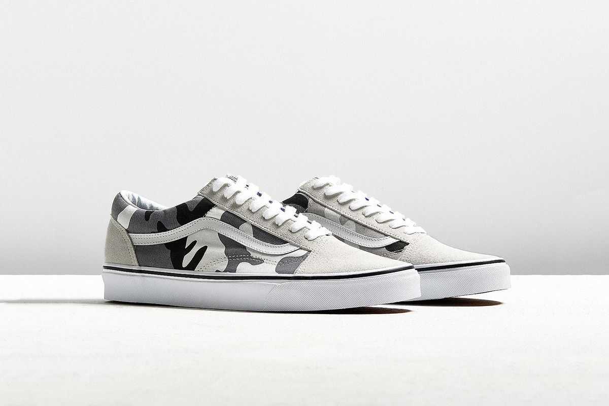 Old Skool Arctic Camo | Diy shoes, Only