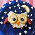 The Friendly Mr. Owl