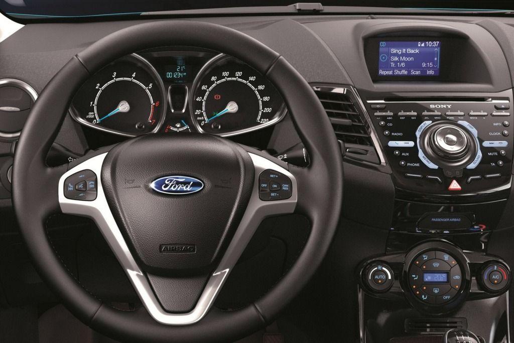 New Fiesta Interior Mmt Oztrk Carros