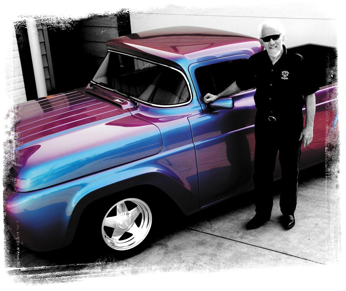 JonandTruck.jpg (1122×942) Custom cars, Paint job, Suv