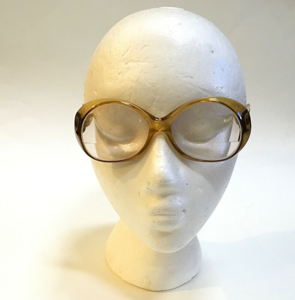 fb0a14651238 Playboy Eyeglass Frame Mod Optyl Glasses Rockabilly Hipster Germany Vintage  #Playboy #Round