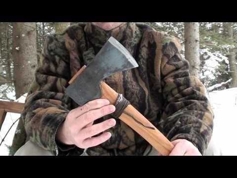 NORTHWEST WOODSMAN BUCKSAW! | Woodsman, Bushcraft