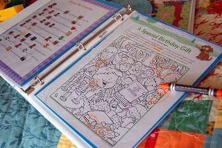 Dry Erase Coloring (quiet) Book