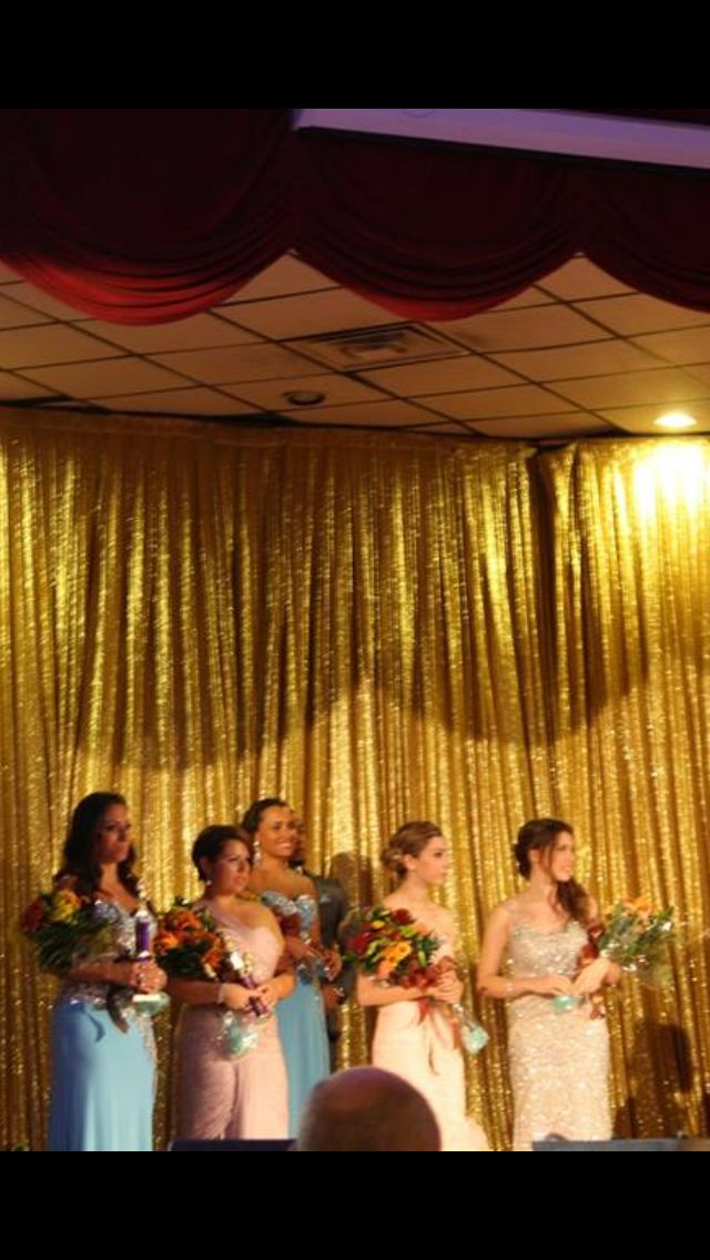 International pageant!