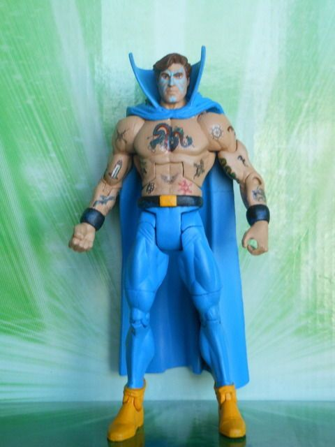 Tattooed Man (DC Universe) Custom Action Figure