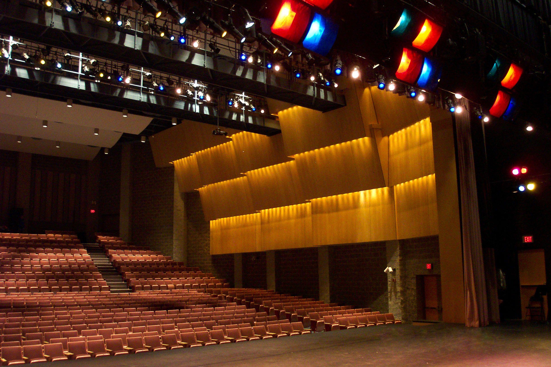 Movie Theater Whaley Auditorium