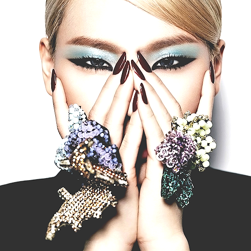Beauty In All I See cl 2ne1