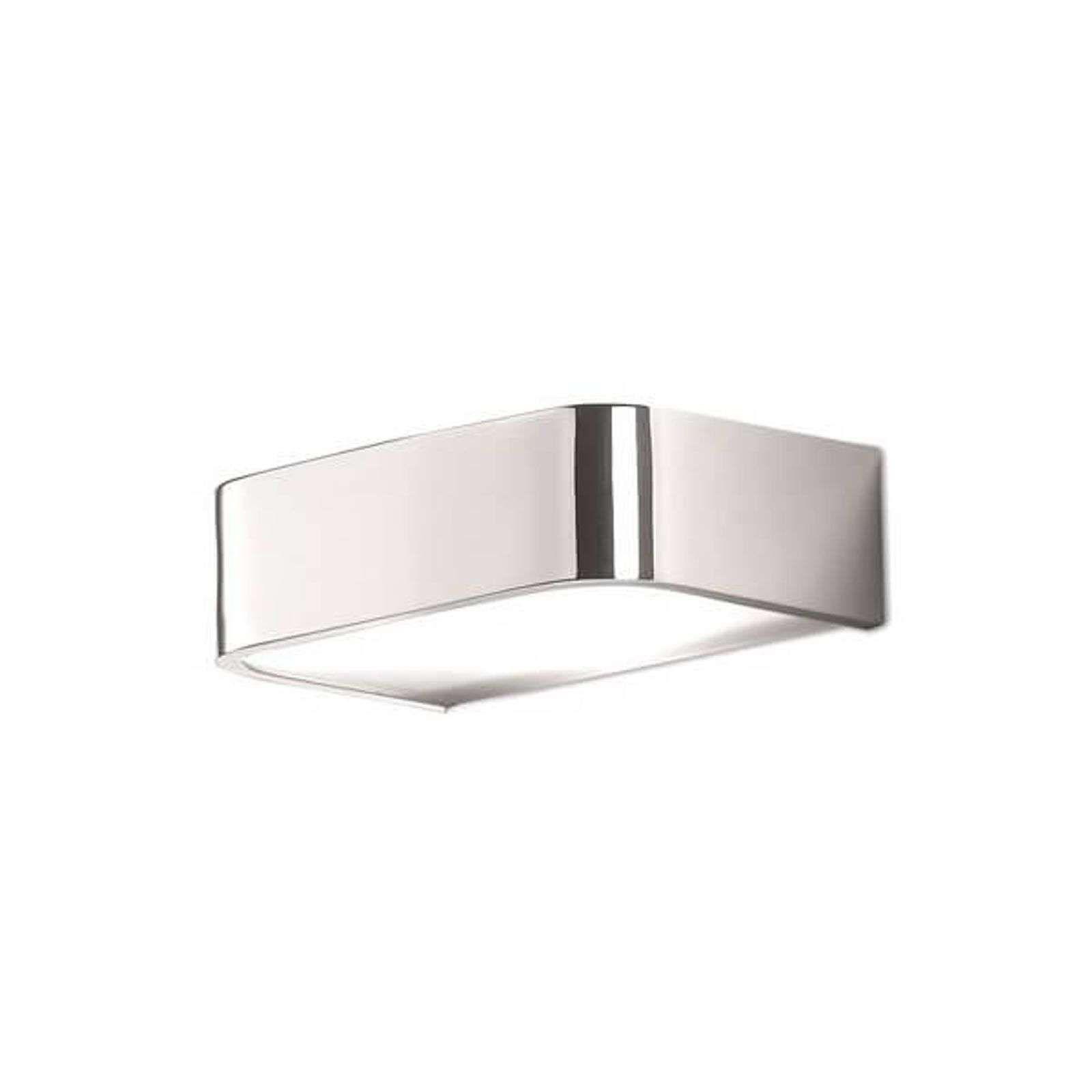 Arcos Badkamerwandlamp Met Led 15 Cm Chroom Van Pujol In 2020 Muurverlichting Led Badkamer Wandlamp