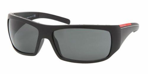 Prada Sport Sunglasses PS01LS Frame Black Lens Gray     Find out more about  the e26be5b5ba