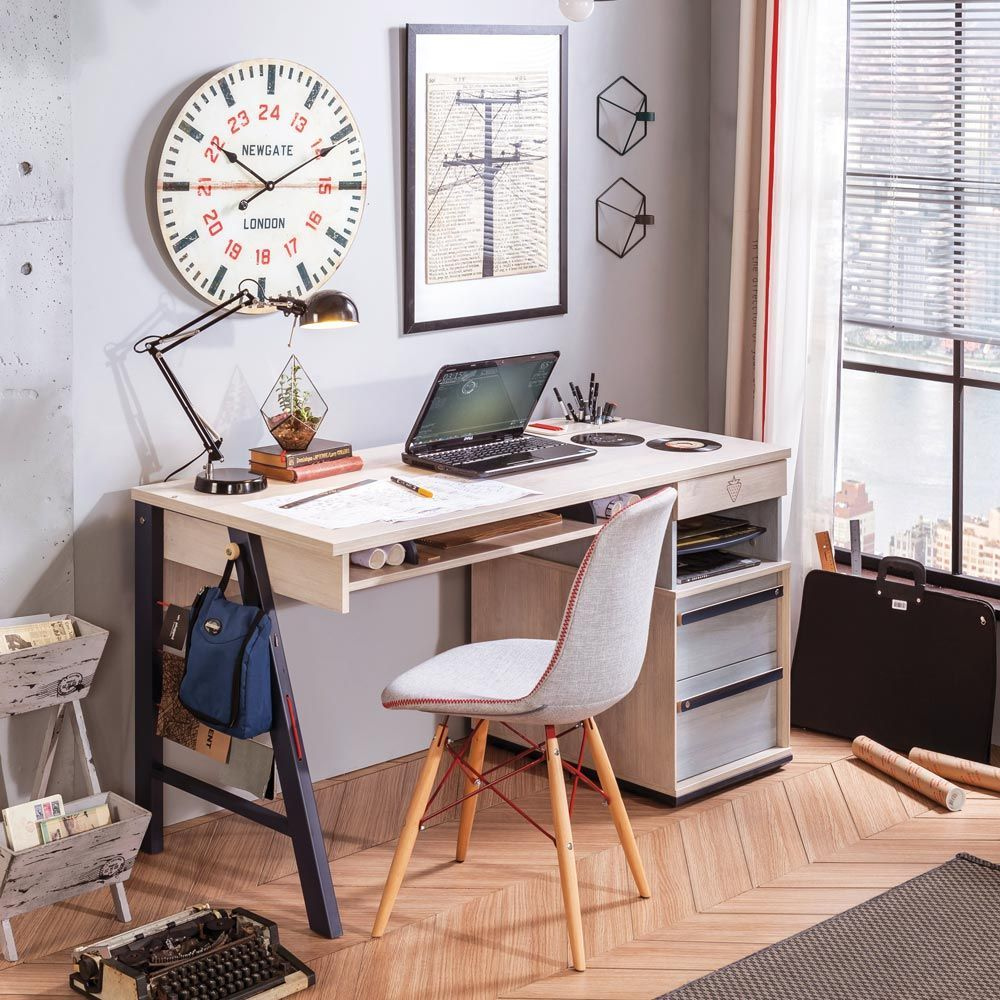 Smart Teenage Desk For Bedrooms   Study Desks in 2019   Desk ...