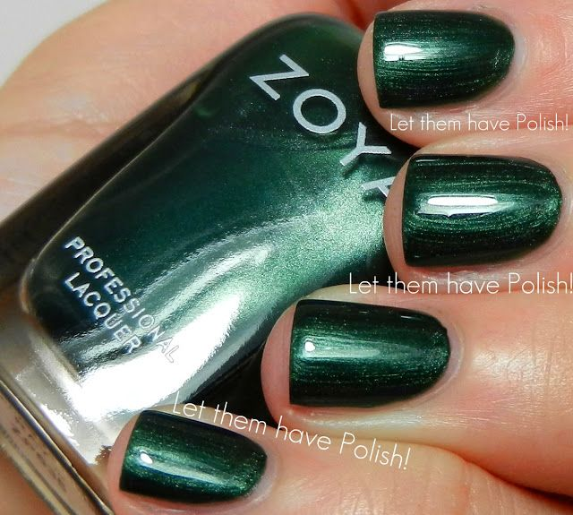 Let them have Polish!: Zoya NYFW Designer and Diva Collection ...