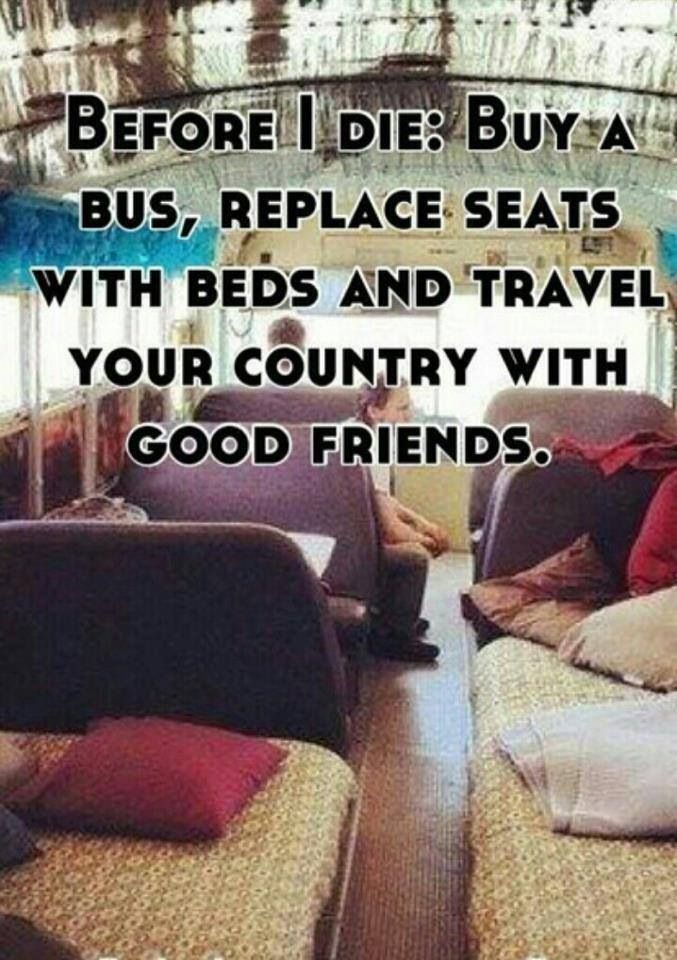 I WILL do this before I die! (^◡^)