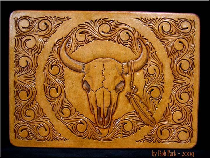The gallery for gt western leather carving patterns