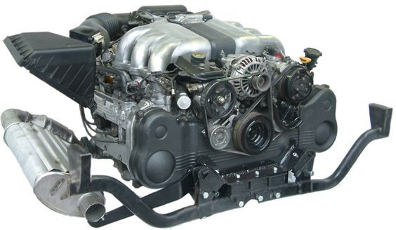 Subaru Engines For The Vw Vanagon Vw Vanagon Vw Syncro Subaru Motors