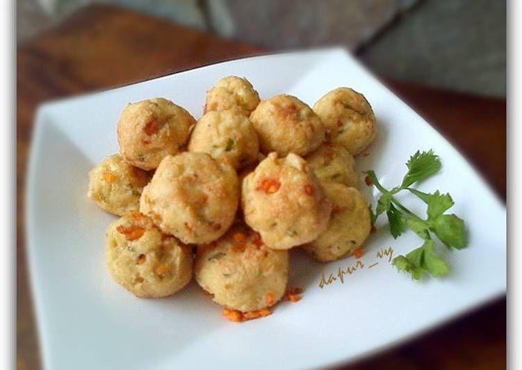 Resep Bakso Tahu Goreng Tanpa Daging Oleh Dapurvy Resep Resep Memasak Resep Masakan Indonesia