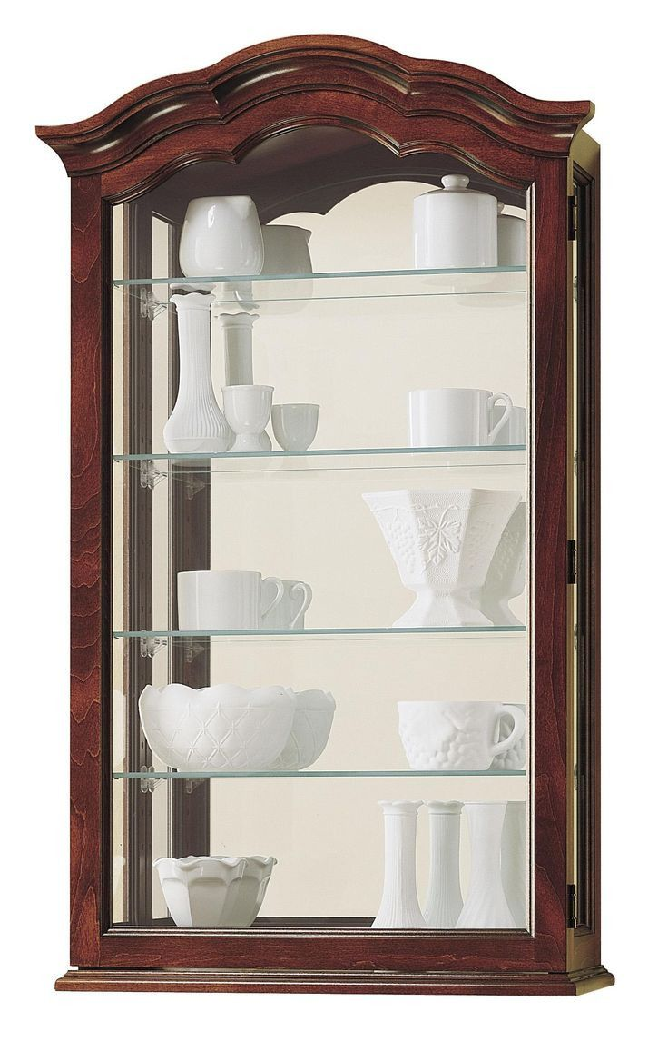 Awesome Curio Cabinet with Light