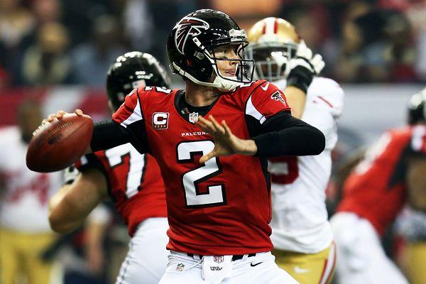 Atlanta Ga January 20 Quarterback Matt Ryan Sports Atlanta Falcons Nfl