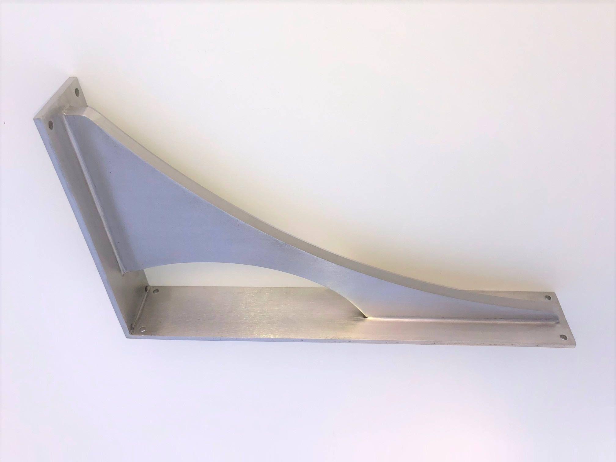 Stainless Steel Countertop Brackets Large Shelf Brackets