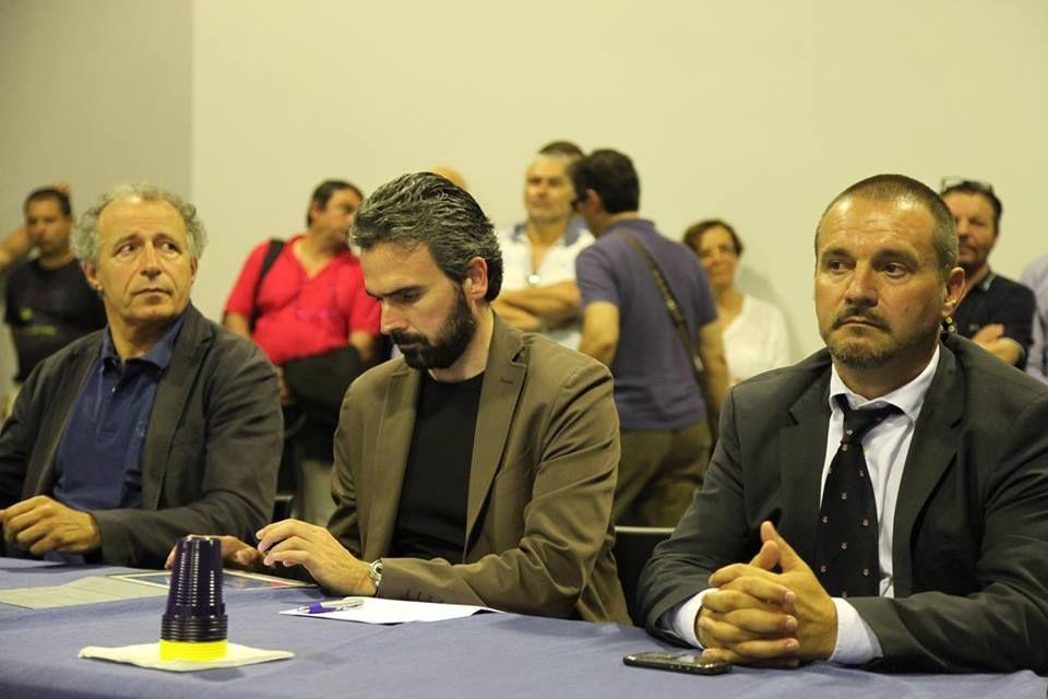 Il segretario regionale Dario Parrini al MuSA per discutere sul nuovo piano paesaggistico regionale