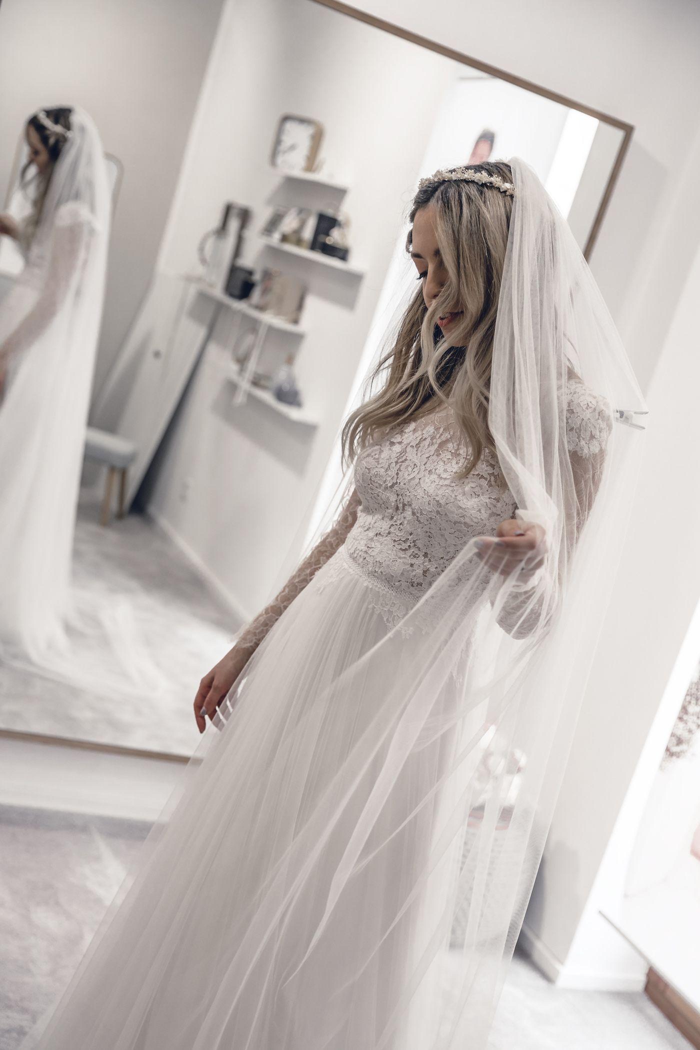 Wedding Update IV: Vintage und Boho Brautkleider bei La Donna in ...