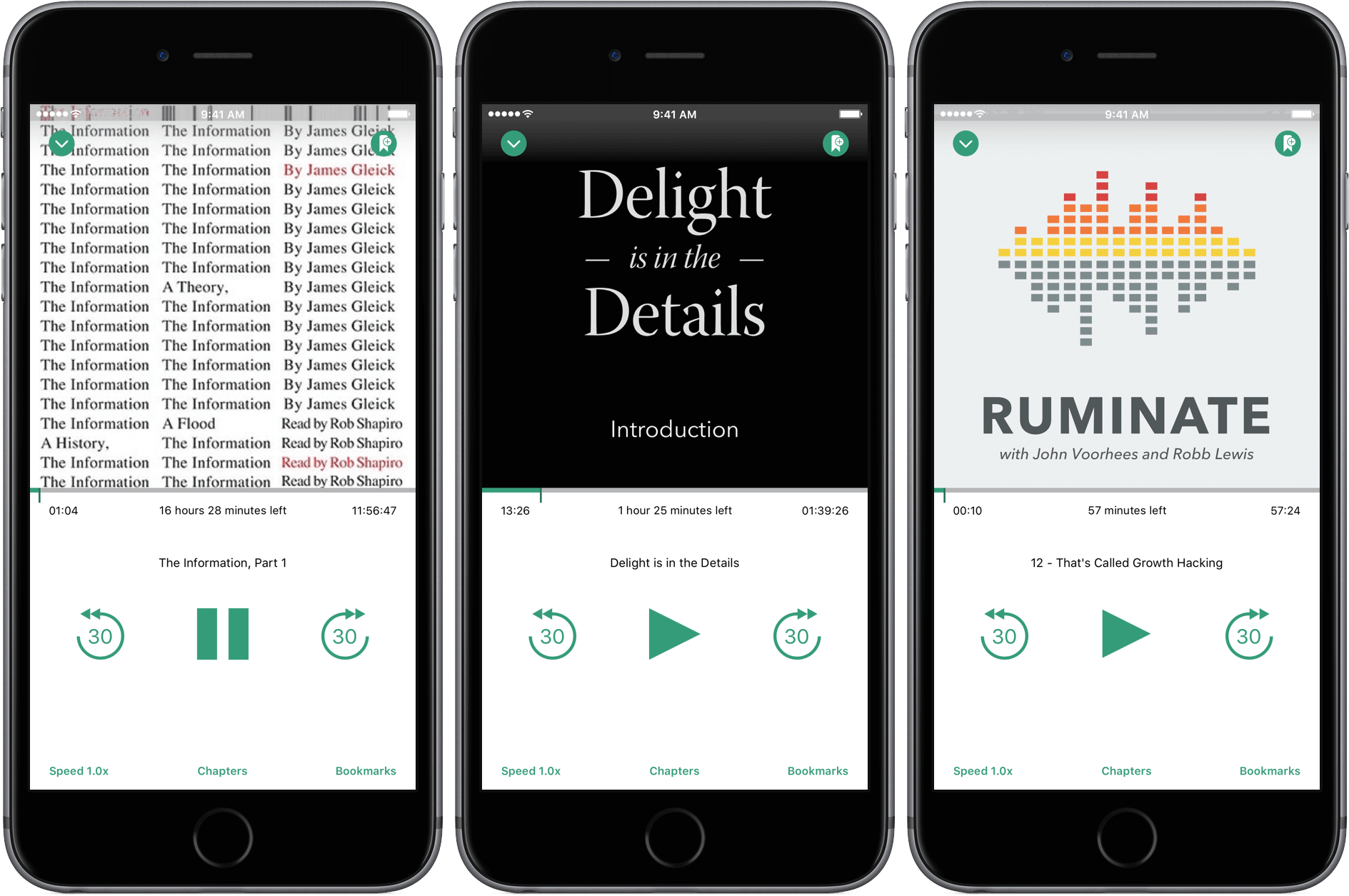 "How to Create an Audiobook App A Case Study on ""Audible"