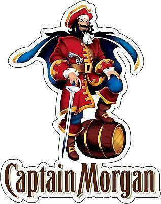 Pin By Chantry Mcmahan On Fridge Stickers Captain Morgan Pirates
