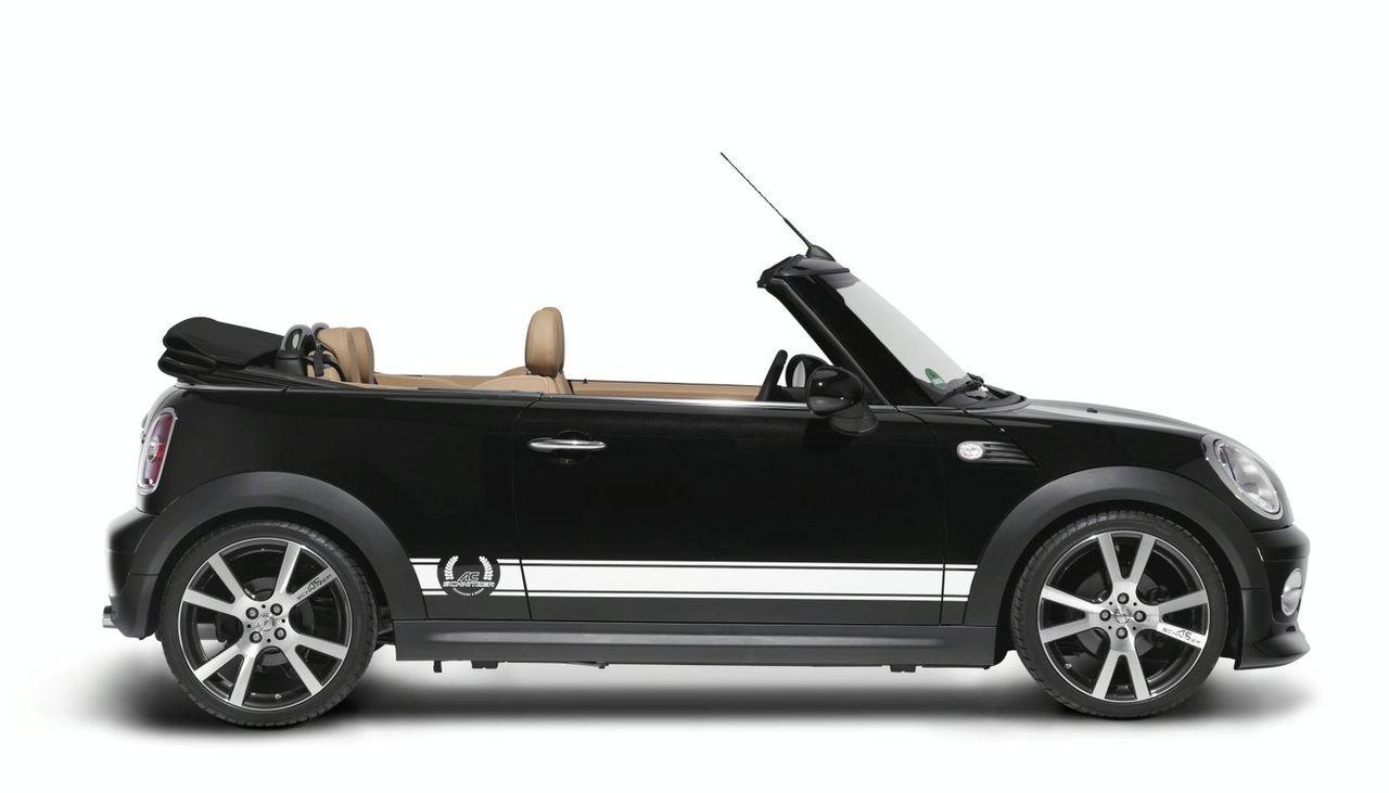 Ac Schnitzer Mini Cooper R57 Convertible Mini Cabrio Black Mini Cooper Mini Cooper Graphics