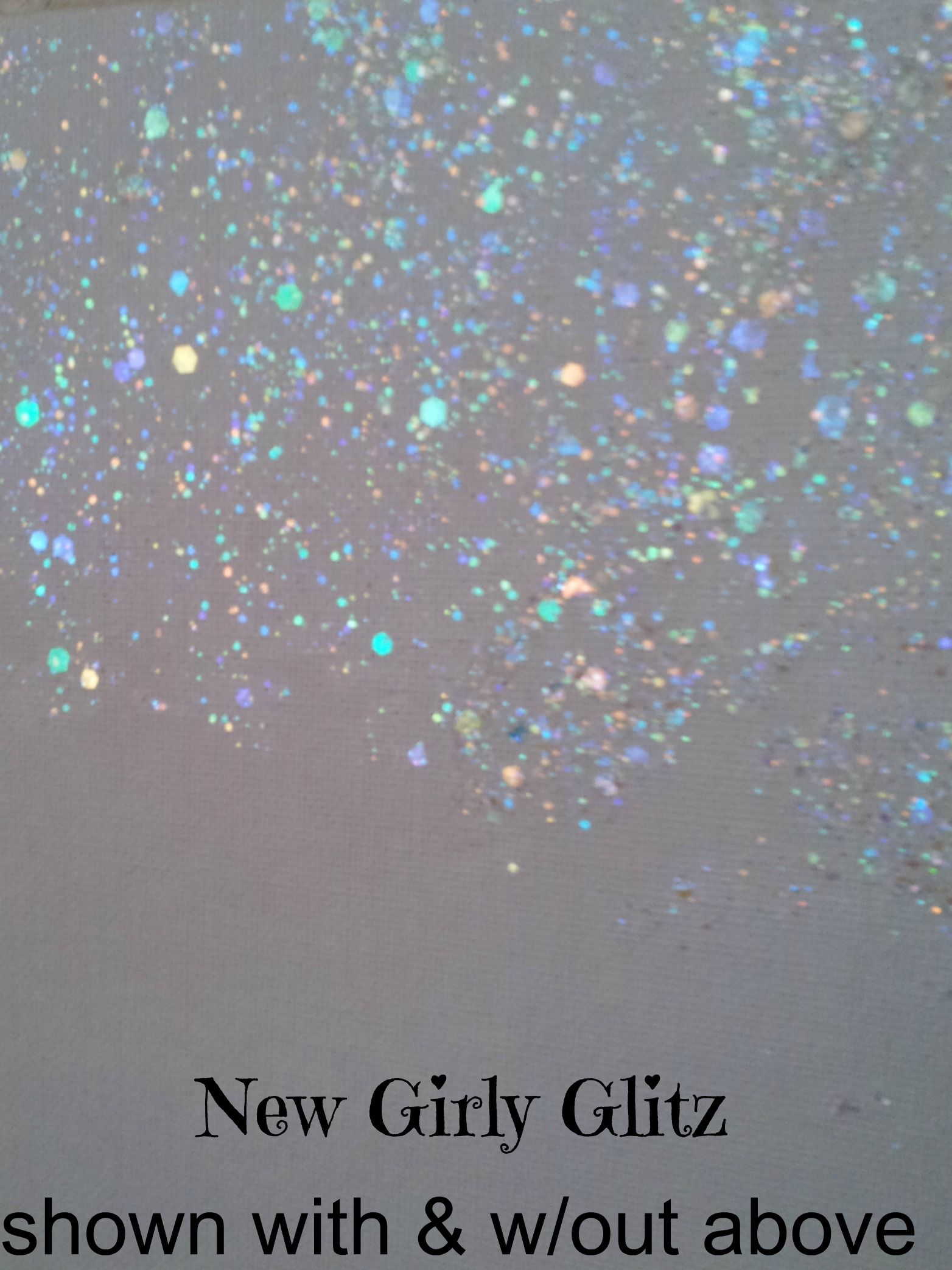 New Non Toxic Eco Friendly Glitter Wall Paint. A topcoat