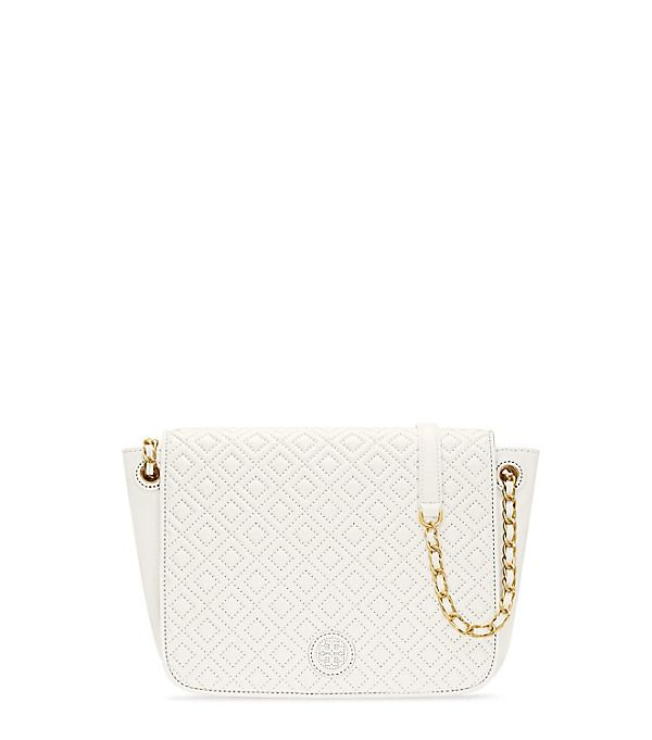 Tory Burch Marion Quilted Small Flap Shoulder Bag
