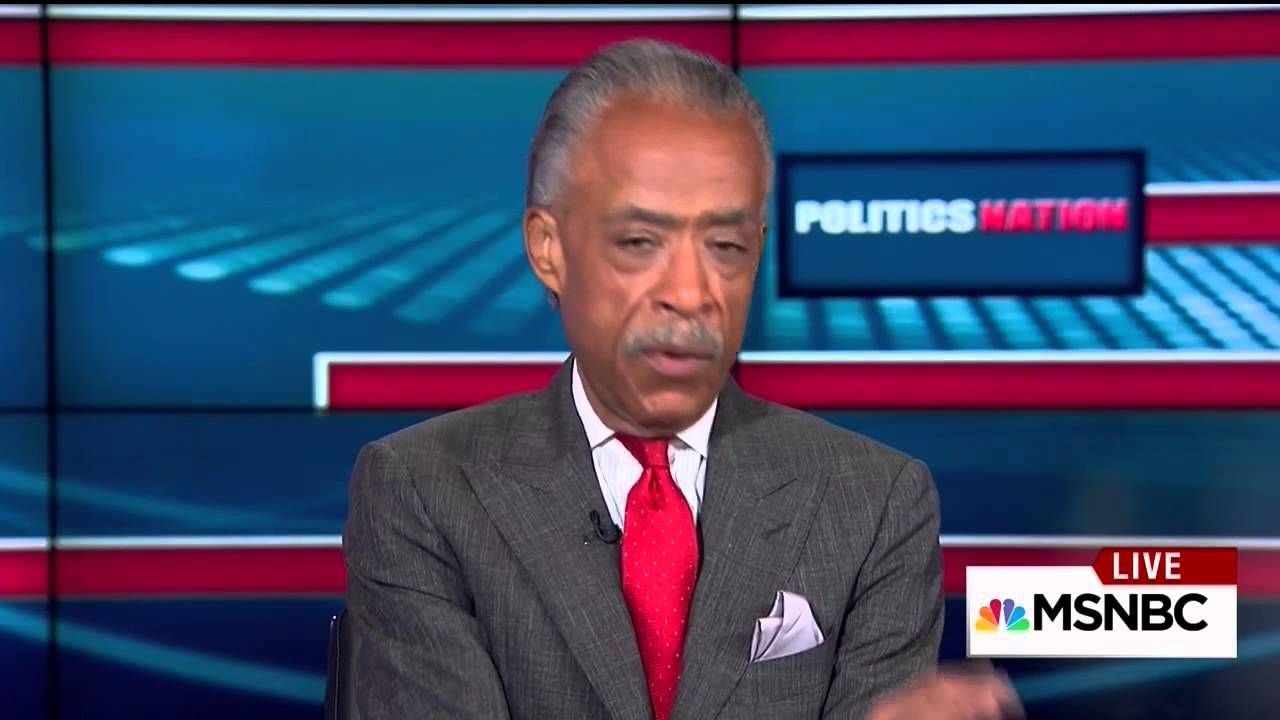 Sharpton Signs Off, Acknowledges Free Beacon Criticism
