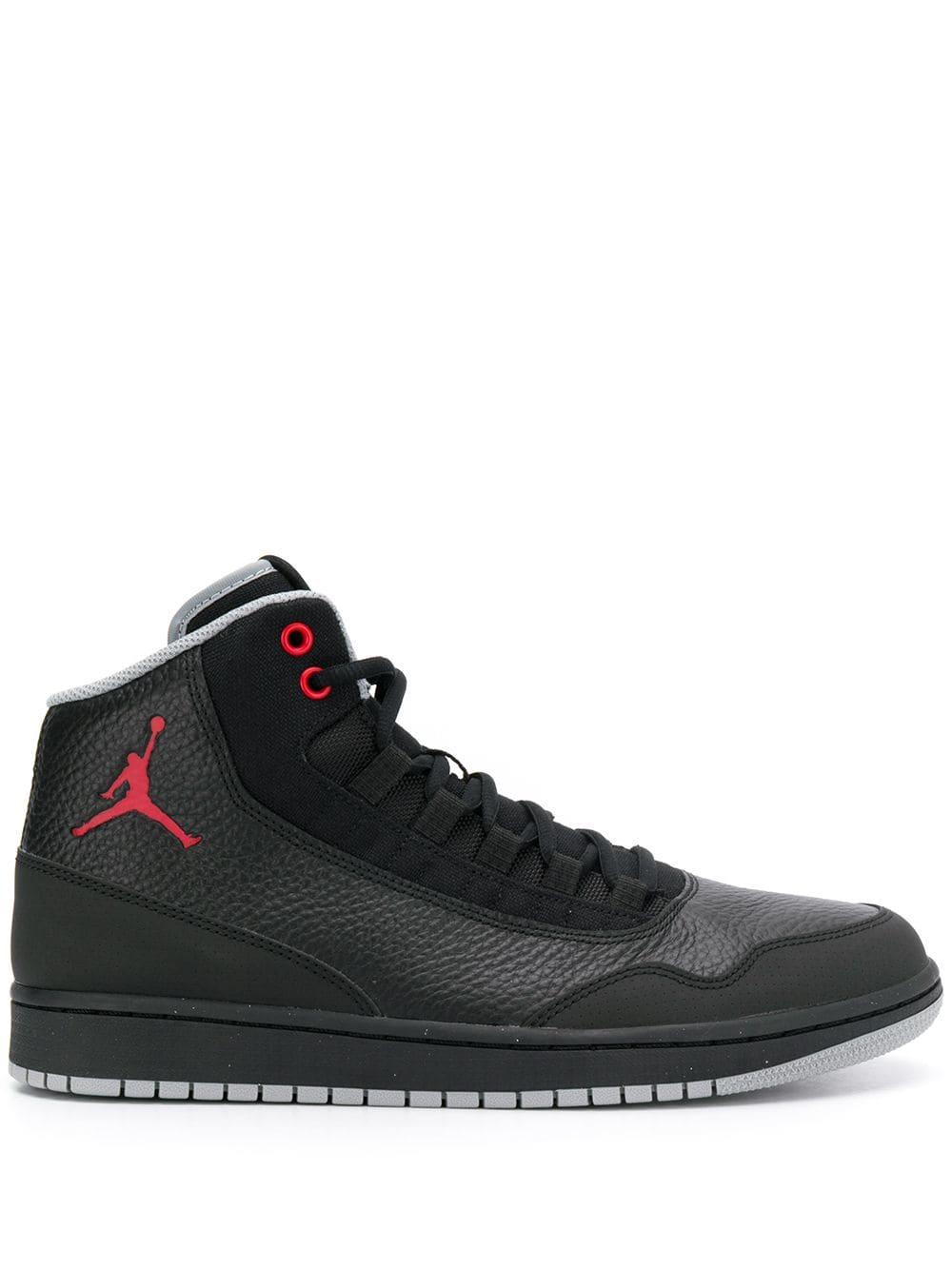 Grave crisantemo Perth  Nike Jordan Executive Sneakers - Black   ModeSens   Nike jordan, Sneakers,  Sneakers black