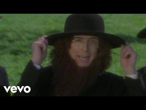 Weird Al Yankovic Amish Paradise Youtube Weird Al Videos