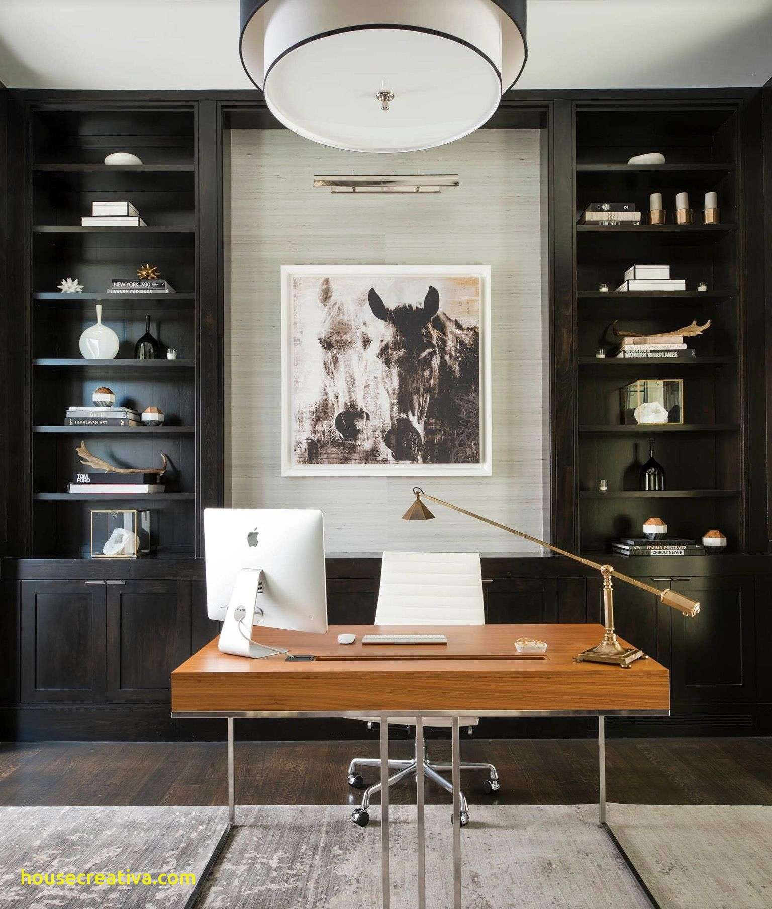 Interior Designmodern Home Office: Elegant Houzz Home Office #homedecoration #homedecorations
