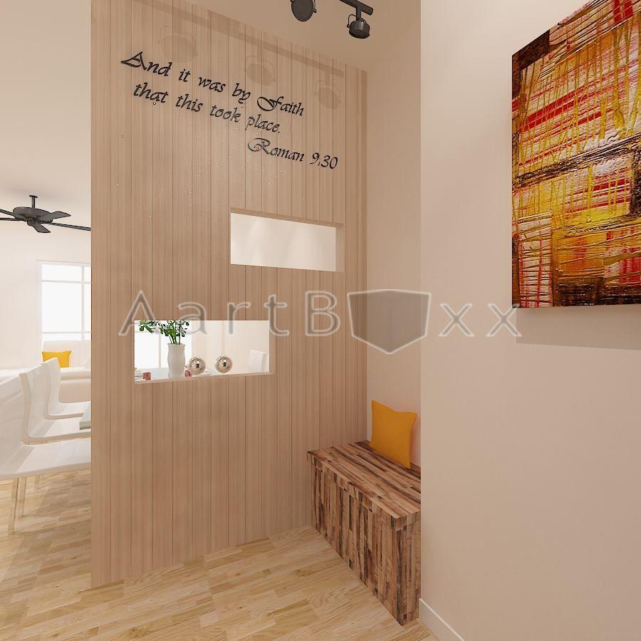 Hdb Home Interior Kitchen Living Room Bathroom: HDB BTO Scandinavian @ Anchorvale Blk 326A