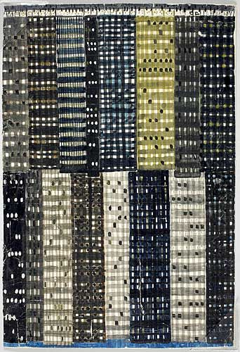 Ingrid Dessau, Sketch,Manhattan,  found at Designarkivet