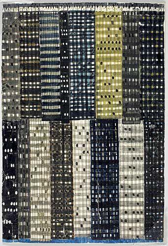 Ingrid Dessau, Sketch,Manhattan,  found at Designarkivet